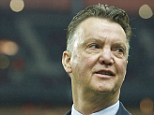 The new man: Van Gaal is expected to be announced as Manchester United