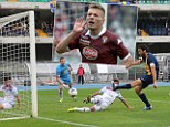 Ciro Immobile and Luca Toni have been banging in the goals in Serie A this season