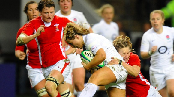 Wales women's rugby