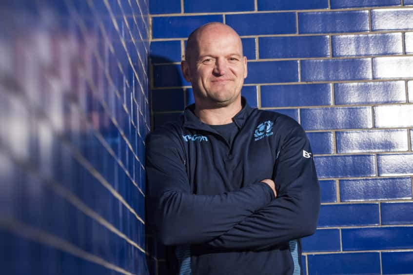 Scotland head coach Gregor Townsend named seven uncapped players in his squad for the Six Nations.